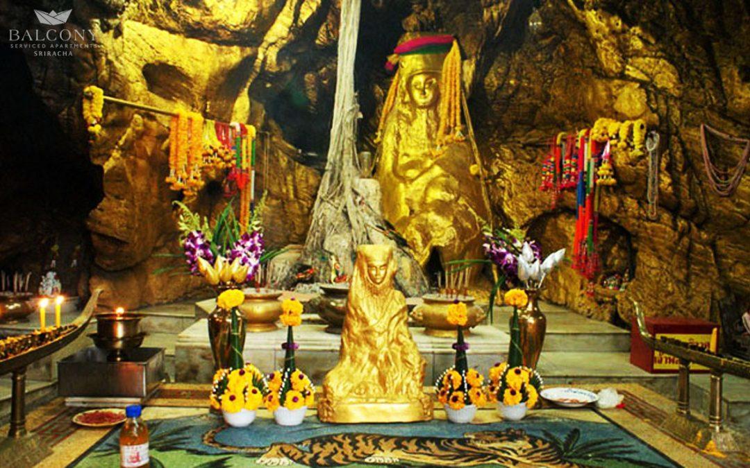 'ศาลเจ้าพ่อเขาใหญ่' เกาะสีชัง สิ่งศักดิ์สิทธิ์คู่บ้านคู่เมืองชลบุรี